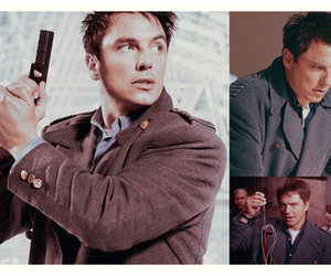 captain jack harkness, john barrowman, and torchwood image
