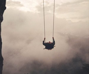 swing, sky, and free image
