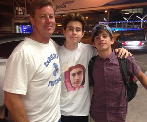 nashgrier, hayesgrier, and magconboys image