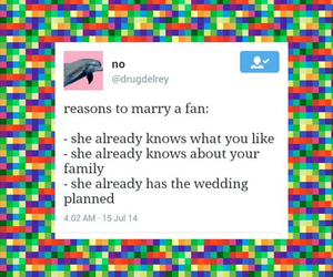 fandom, girly things, and marry me image