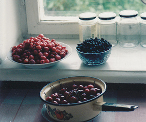vintage, food, and fruit image