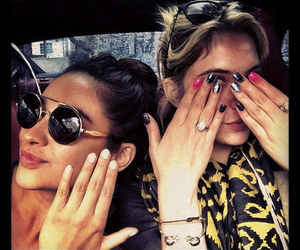 pll, nails, and shay mitchell image