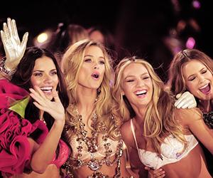 Adriana Lima, Doutzen Kroes, and Victoria's Secret image