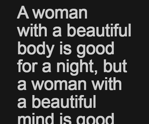 quote and woman image