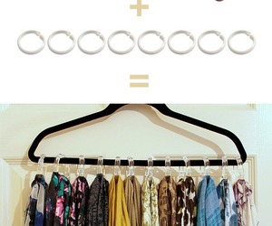 diy, scarf, and ideas image