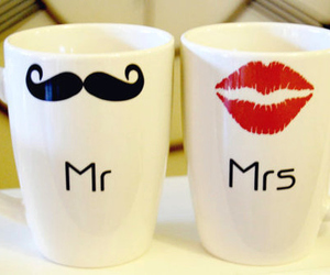 mr, mrs, and cup image