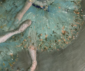 detail, art, and degas image