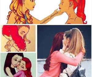 cry, arianators, and family image