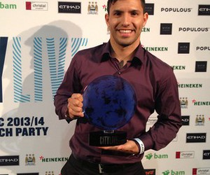 handsome and sergio aguero image