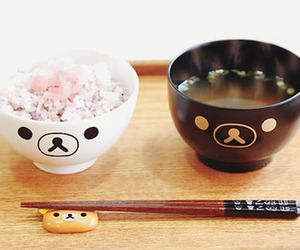 kawaii, cute, and food image