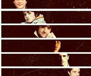 josh hutcherson, josh, and peeta image