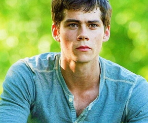 dylan, teen wolf, and the maze runner image