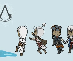 Assassins Creed, game, and jogo image