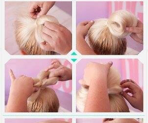 chicas, blonde, and diy image