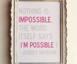 quote, possible, and impossible image