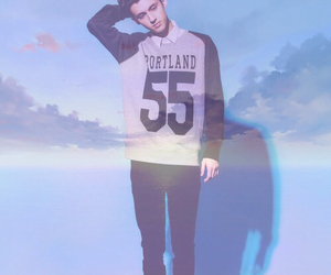 Collage, edit, and troye mellet image