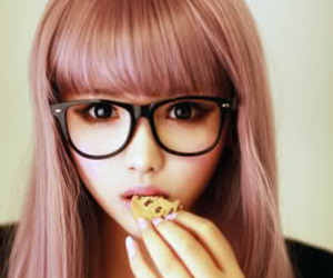 ulzzang, cookie, and asian image