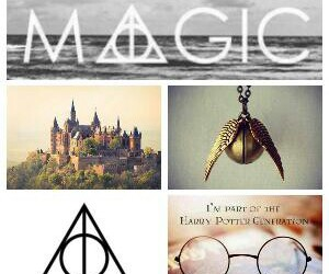 harry potter, hp, and love image
