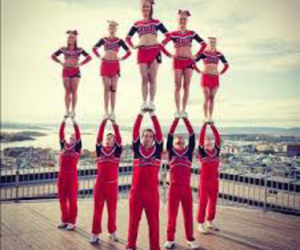 base, red, and stunt image