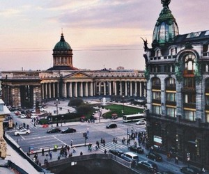 russia and city image