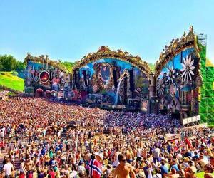 Tomorrowland, music, and tomorrowland 2014 image