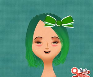 game, toca boca, and green image