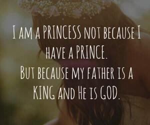 princess, god, and king image