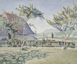 paintings and paul signac image