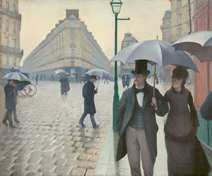 paintings and gustave caillebotte image