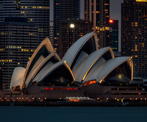 australia, opera house, and sidney image