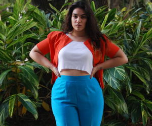 curvy, plus size, and nadia aboulhosn image
