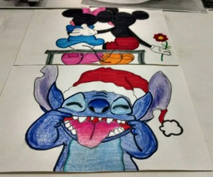 colours, disney, and draw image