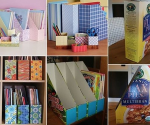 creative, book holders, and diy image
