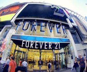 forever 21, shopping, and shop image