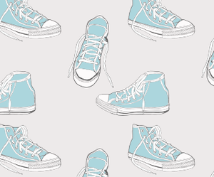 converse and wallpapers image