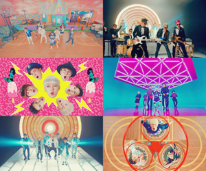 her and block b image