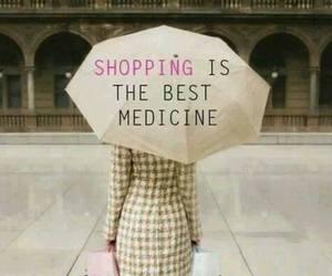 shopping, medicine, and fashion image