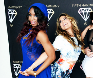 ally brooke, fifth harmony, and normally image
