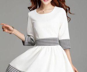 dress and sleeve image