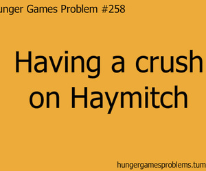 quote, haymitch abernathy, and hunger games problem image