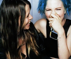 hayley williams, paramore, and kathryn camsey image