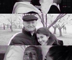 ariana grande, rip, and grandpa image