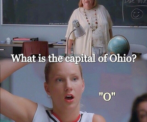 glee, funny, and ohio image