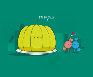 jelly, sweet, and candy image