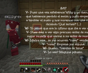 ewe, vegetta777, and thewillyrex image