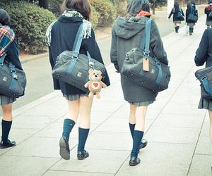japan, japanese, and girl image