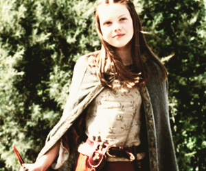 fantasy, georgie henley, and lucy pevensie image