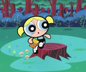 cartoon network, girls, and power puff girls image