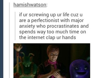 funny, tumblr, and textpost image