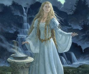 art and galadriel image